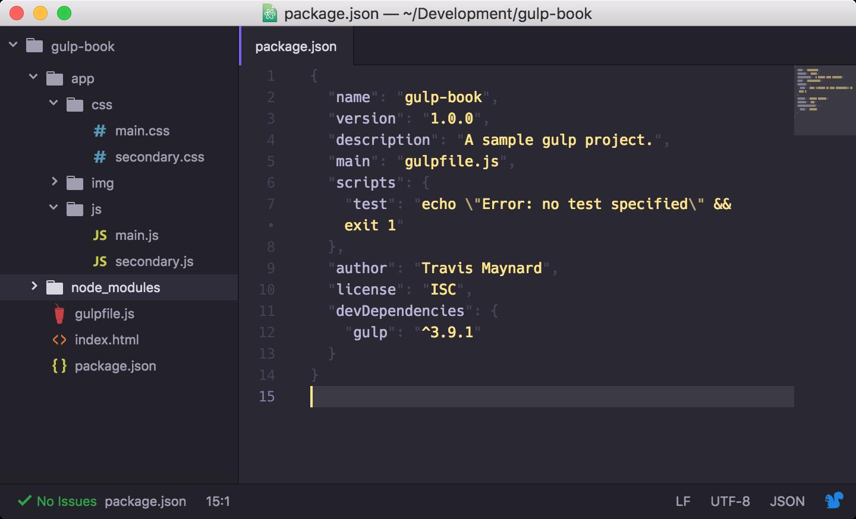 npm install gulp version