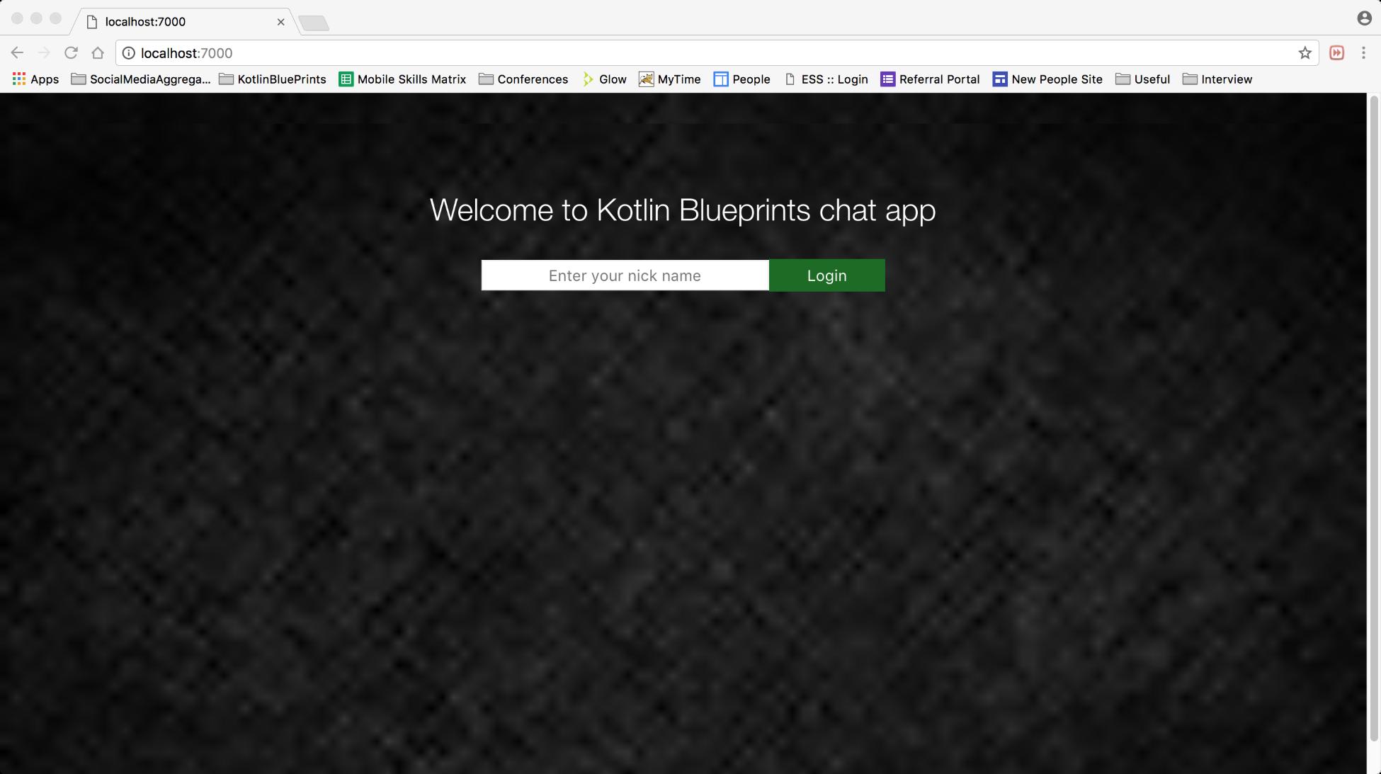 Build chat application with Kotlin using Node js | Packt Hub