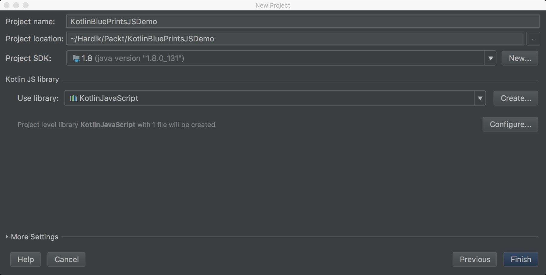 Kotlin for JavaScript
