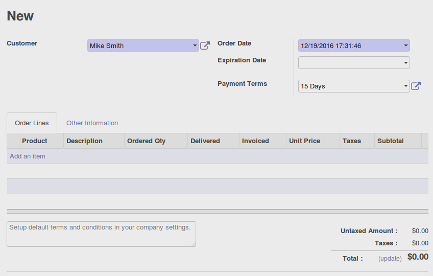 Implement an effective CRM system in Odoo 11 [Tutorial] | Packt Hub