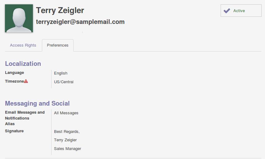 Terry Zeigler