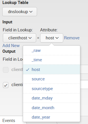 Create a data model in Splunk to enable interactive reports