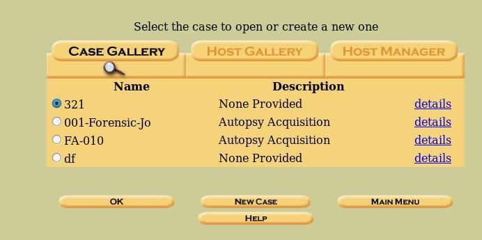 Case gallery