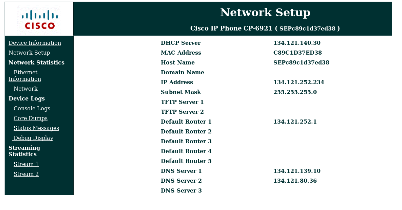 How to attack an infrastructure using VoIP exploitation