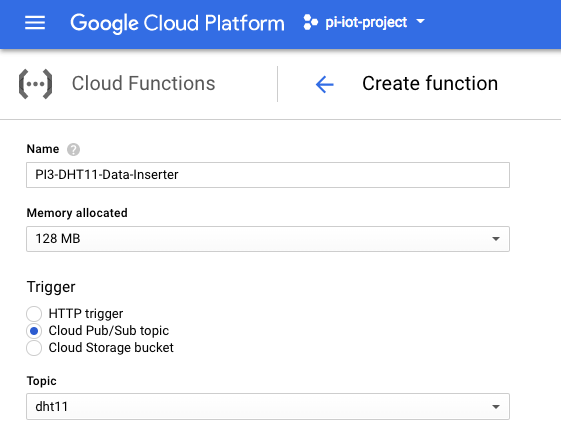 Build an IoT application with Google Cloud [Tutorial