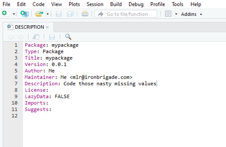 How to create your own R package with RStudio [Tutorial] | Packt Hub