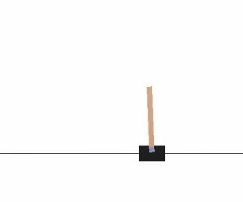 balancing cartpole
