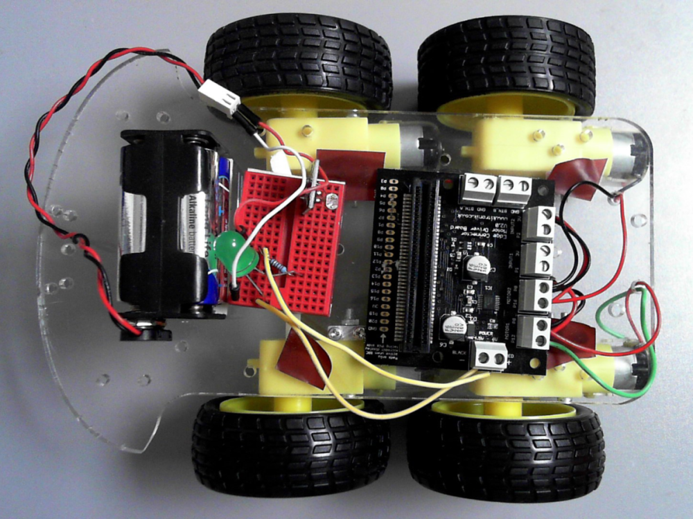 How to choose components to build a basic robot | Packt Hub
